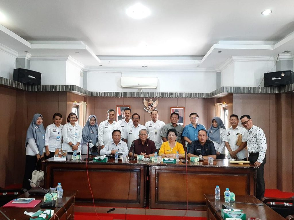 Dinas Kesehatan Kapuas Hulu Laksanakan Rapat Kerja Dengan Komisi A DPRD