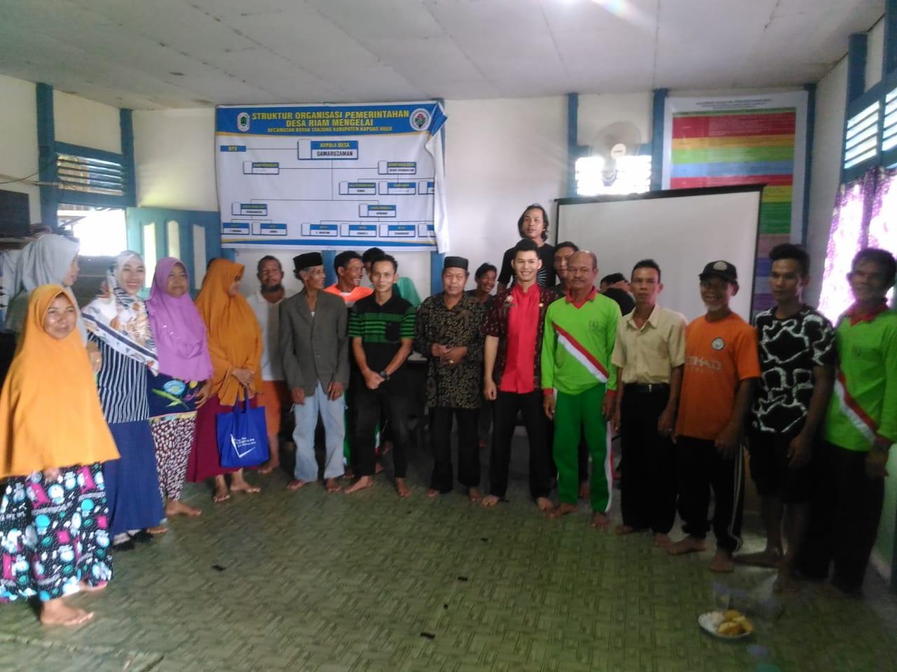 Puskesmas Boyan Tanjung Tekankan Pentingnya STBM