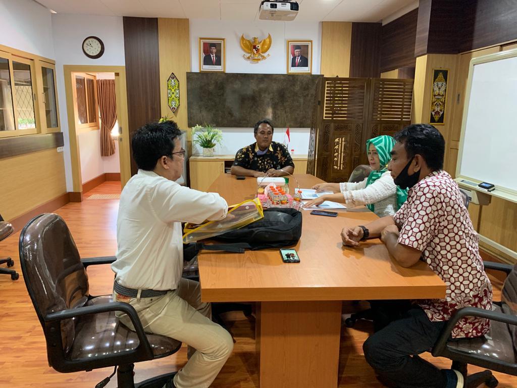 Verifikasi Usulan Pembangunan Tebing Sungai Di Kabupaten Kapuas Hulu