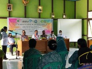 Bupati Buka Program KK KKBPK KB Kesehatan di Sambus