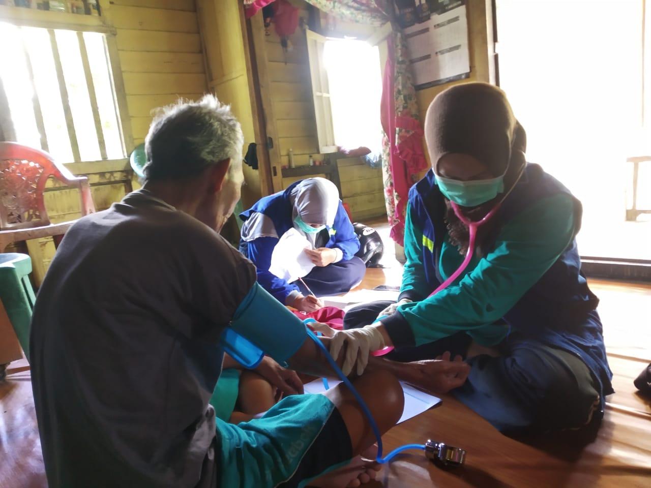 Nakes Puskesmas Hulu Gurung Intensif Pelaksanaan PIS-PK