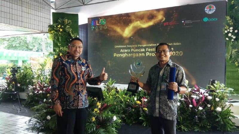 Kapuas Hulu Raih 3 Penghargaan Proklim Utama 2020 tingkat Nasional