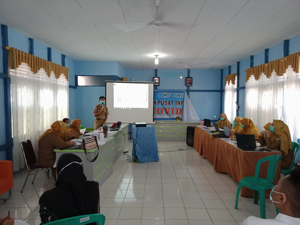 Puskesmas Putussibau Selatan Gelar Lokmin Lintas Program