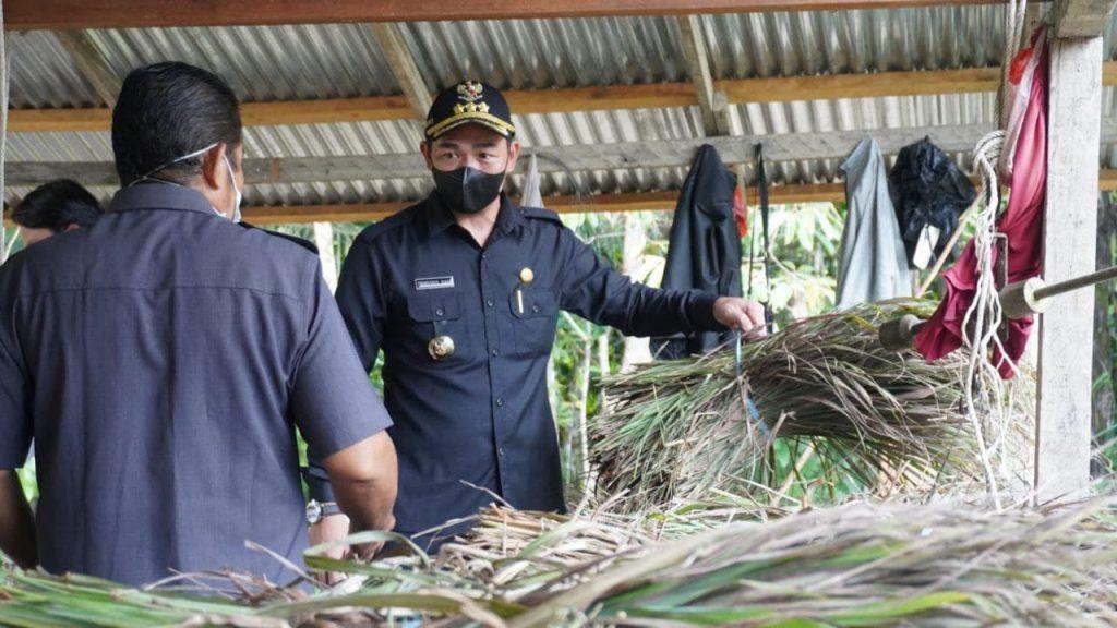 Bupati Kapuas Hulu Ekspose Kapahe dan Produk Serai Wangi